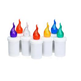 Znicz led mix kolorów Subito